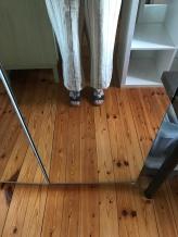 Linnebyxor test längd