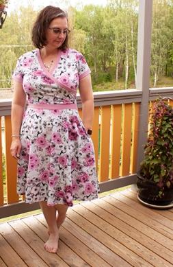 Rosenklänning 2